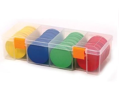 BREAKAWAY SEATECH STORAGE BOX SCATOLA CON 20 ROTOLINI 65 MM