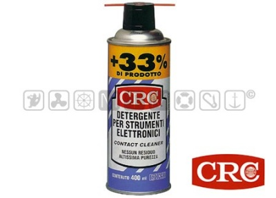CRC CONTACT CLEANER 200ML SPRAY