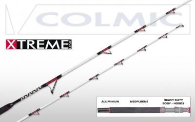 Colmic Pro Light White, Canna da Traina