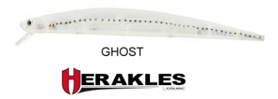 HERAKLES GIANT 150 MINNOW SALT WATER FLOATING 150 MM 14 GR COL. GHOST