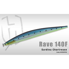 HERAKLES RAVE 140F SALT WATER FLOATING SARDINA CHART