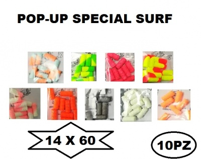 POP-UP SPECIAL SURF 10PZ MIS. 14 X 6