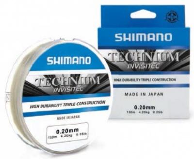 SHIMANO TECHNIUM FLUOROCARBON  300mt