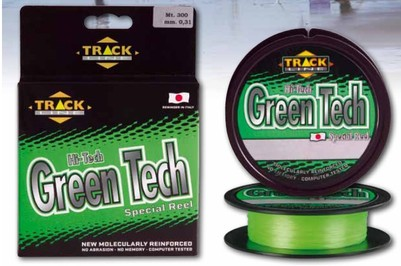 Track Line Green Tech 1000 mt 0.35 mm